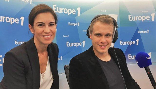 Interview du Dr Natalie Rajao sur Europe 1