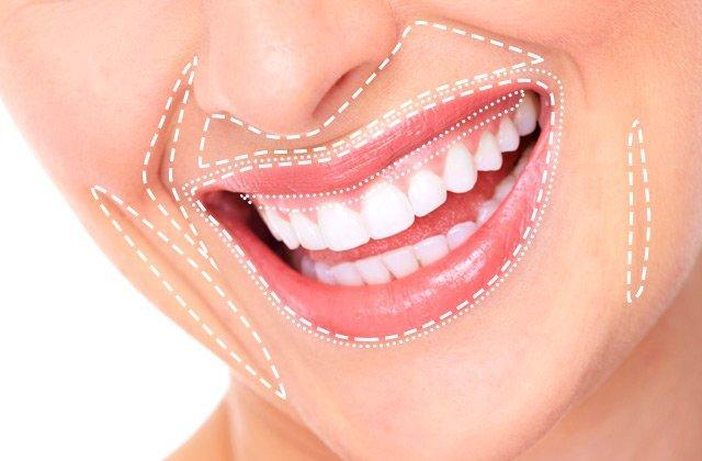 La bouche et le sourire