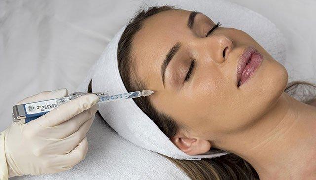 stylo injecteur Juvapen pour l'injection de toxine botulique
