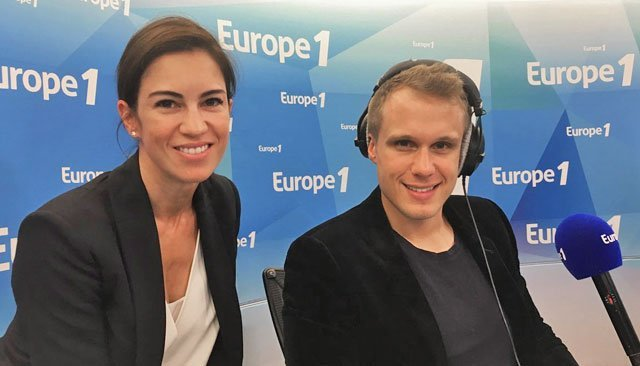 Interview du Dr Natalie Rajao sur Europe 1